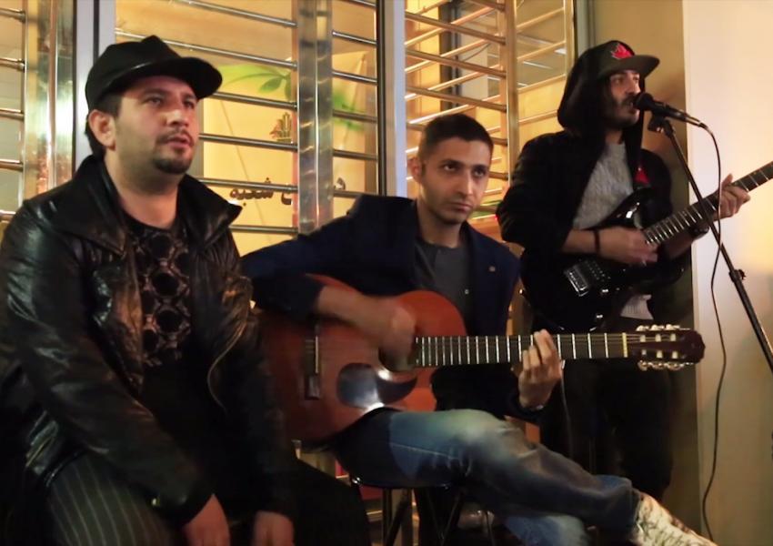 نوازندگی خیابانی و نوازندگان خیابانی در ایران