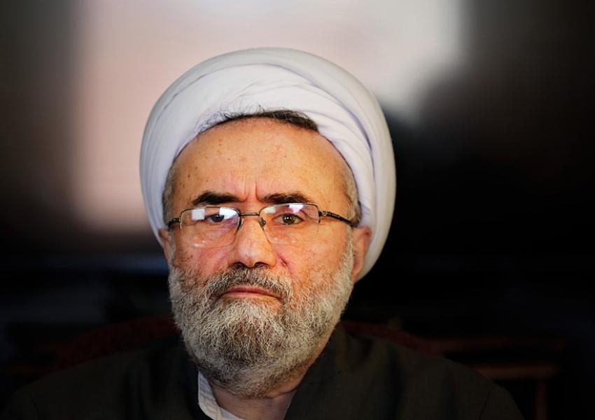 Masih Mohajeri, editor of Islamic Republic newspaper in Tehran. FILE photo
