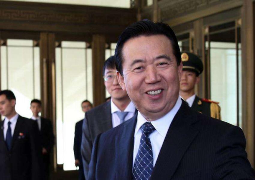 رییس سابق اینترپل که پساز سفر به چین ناپدید شد