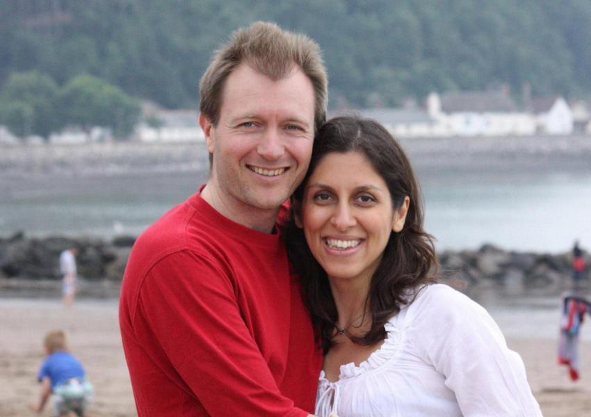 نازنین زاغری رتکلیف، شهروند ایرانی-بریتانیایی که هماکنون در ایران زندانی است