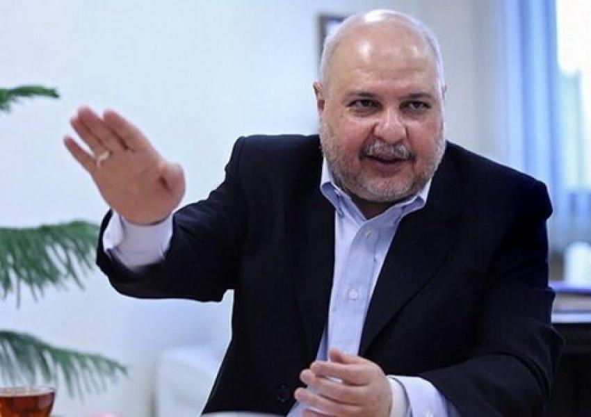 Massoud Mirkazemi, nominated to be Iran's Budget and Planning chief. FILE