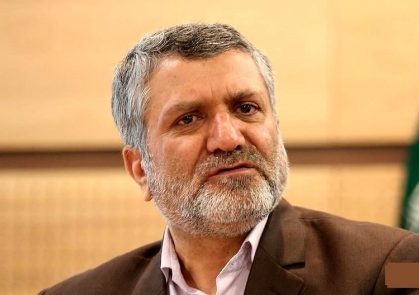 Sowlat Mortazavi, President Raisi's vice president for executive affairs. FILE PHOTO