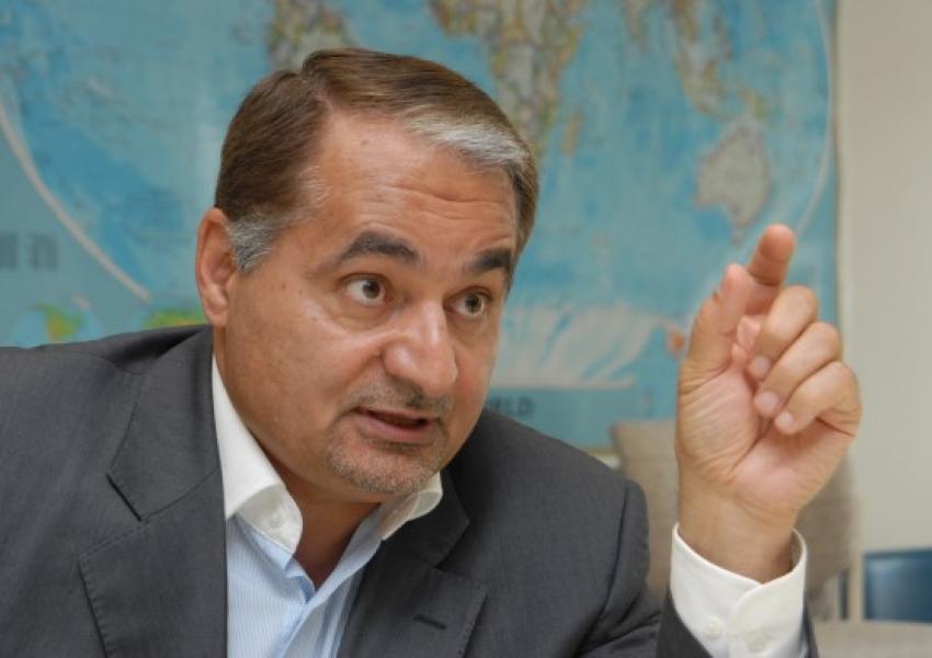 Hossein Mousavian, former Iranian diplomat. FILE photo