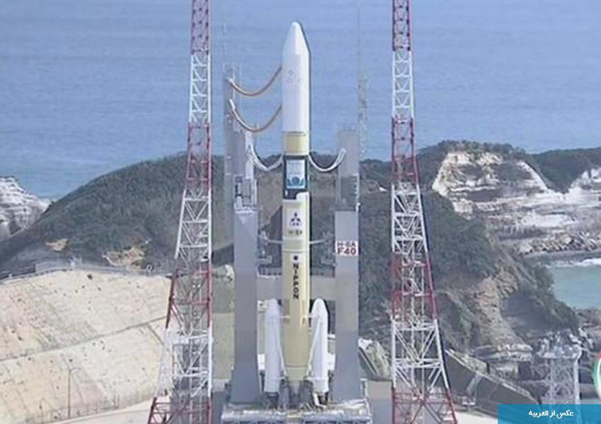 امارات اولین ماهواره ساخت کشور خود را به فضا فرستاد