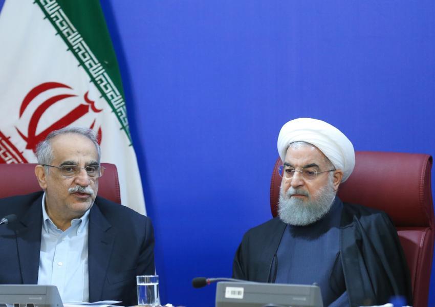 حسن روحانی، رییس جمهور ایران
