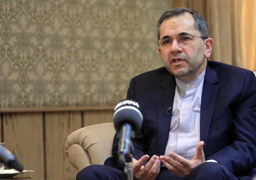 مجید تختروانچی، معاون سیاسی دفتر رئیسجمهوری ایران