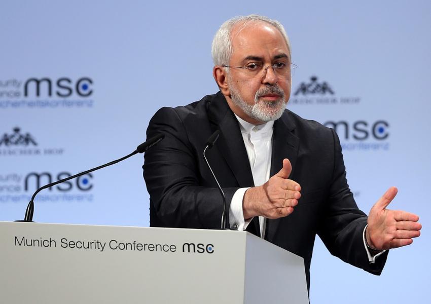 محمدجواد ظریف، وزیر امور خارجهی جمهوری اسلامی ایران
