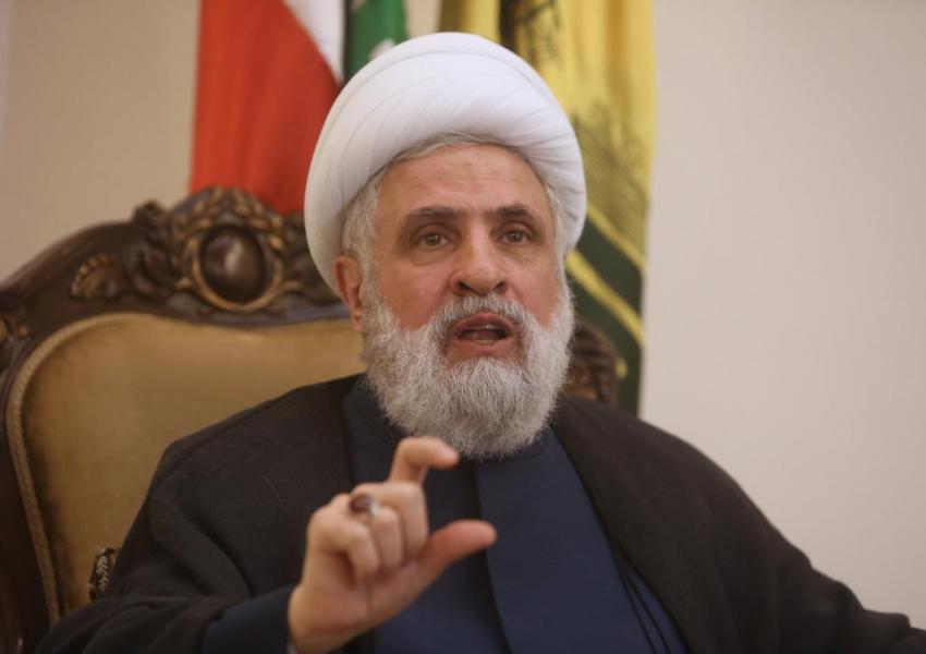 شیخ نعیم قاسم، معاون رئیس حزبالله لبنان