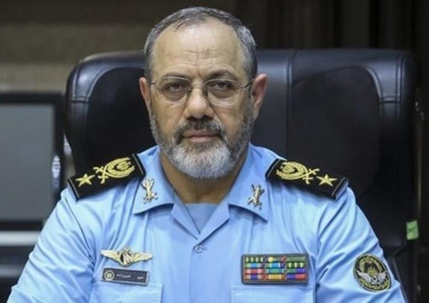Aziz Nasirzadeh, deputy chief of staff of Iran's Armed Forces. FILE PHOTO