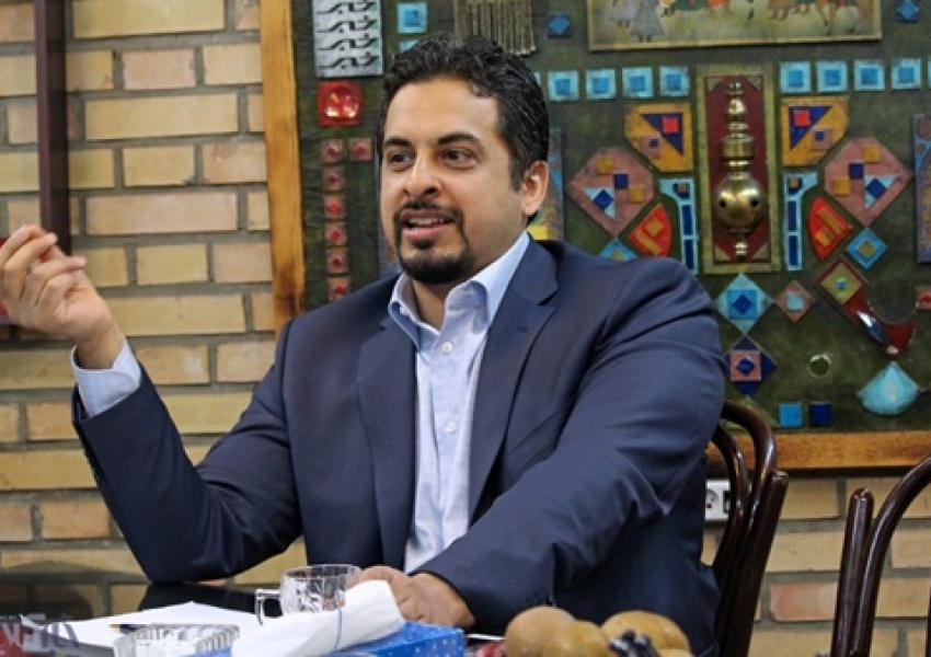Reza Nasri, Iranian foreign policy analyst. FILE Photo