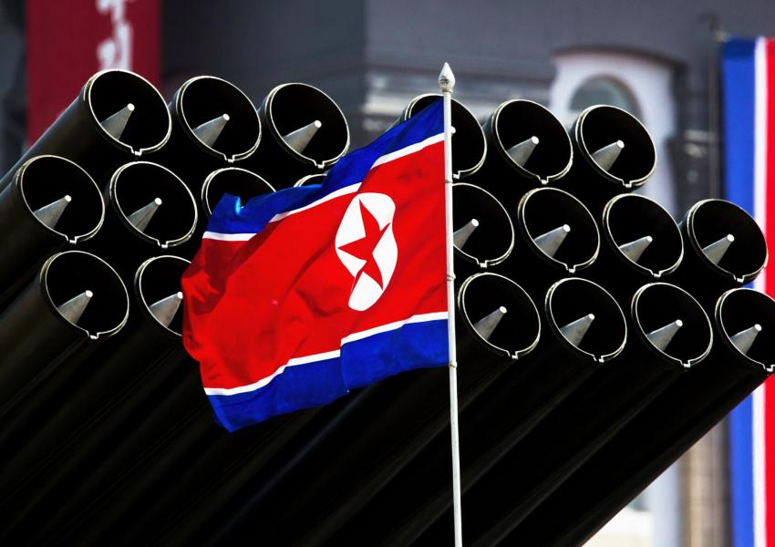 کرهشمالی به رژیم اسد و حکومت میانمار سلاح میفروشد