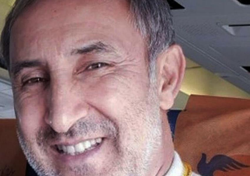 Hamid Noury, arrested by Sweden and accused of killing prisoners in Iran. FILE