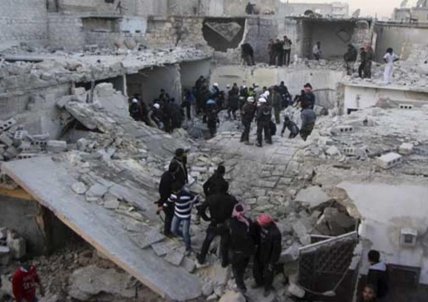 آتشبس در جنوب دمشق
