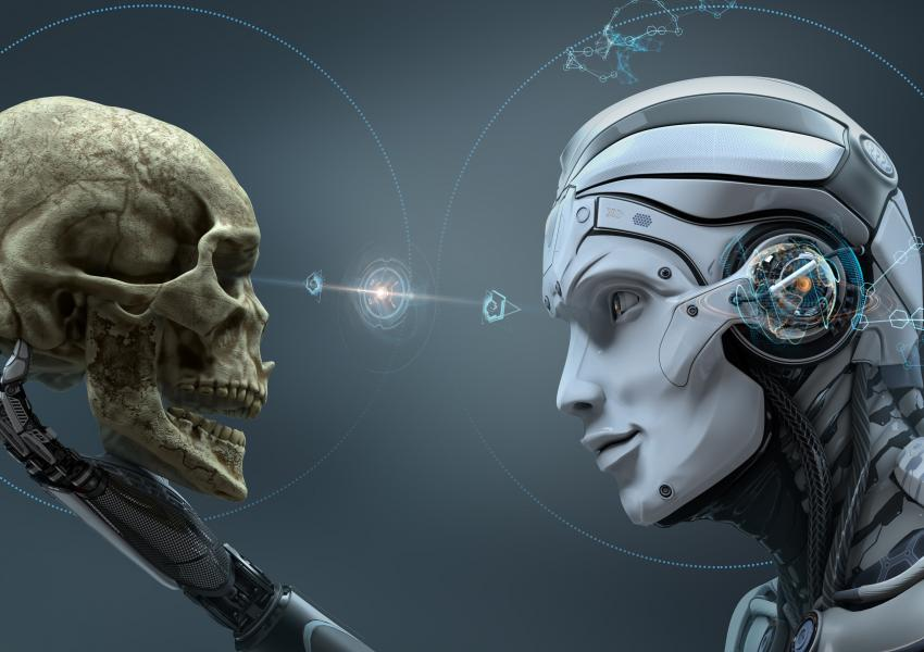 هوش مصنوعی جایگزین انسان