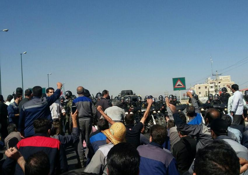 کارگران هپکو و آذرآب