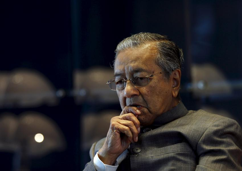 مهاتیرمحمد، سیاستمدار ۹۲ ساله و نخستوزیر پیشین مالزی هنوز امیدوار است به صحنه سیاسی کشور بازگردد.