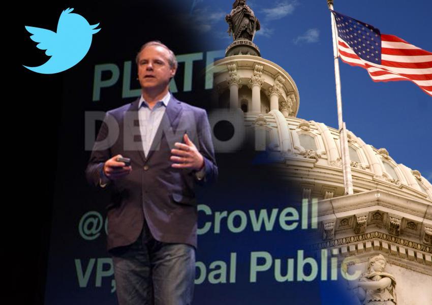 گزارش توئیتر به سنا درمورد احتمال دخالت روسیه در انتخابات آمریکا