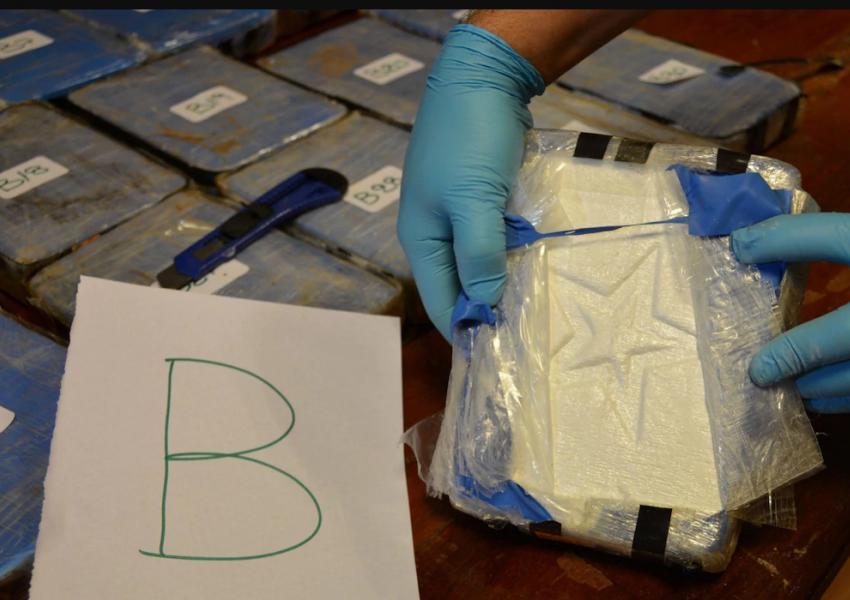 کشف ۴۰۰ کیلو کوکائین در سفارت روسیه در آرژانتین