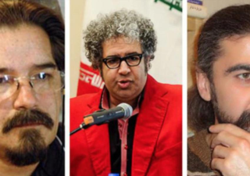 Three Iranian writers jailed for six years for membership in the Writers' Association