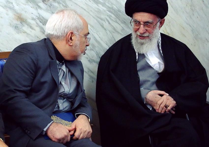 ظریف نگارش نامه به خامنهای را تائید کرد   ایران اینترنشنال
