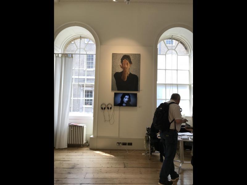 آثاری از سپیده صالحی و کامران طاهری مقدم در نمایشگاه عکس لندن ۲۰۱۹