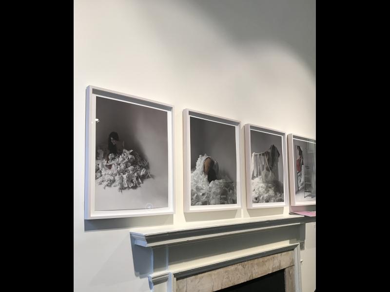 «خالی»، اثر مریم خسروانی در نمایشگاه عکس لندن ۲۰۱۹