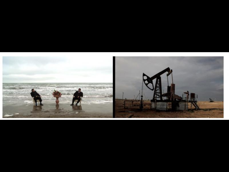«خزر سواری»، اثر بهار بهبهانی در نمایشگاه عکس لندن ۲۰۱۹