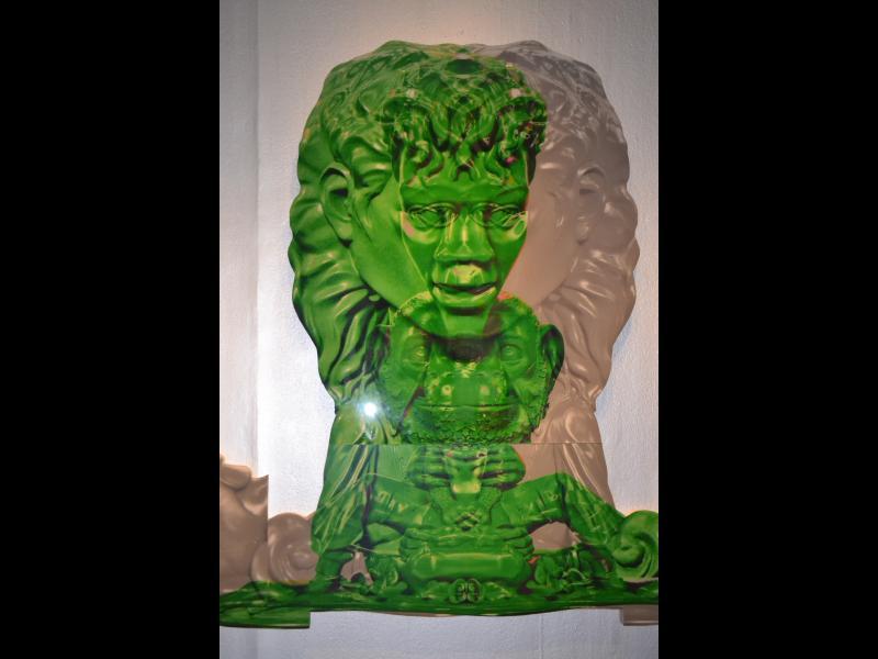 پل مک کارتی؛ سبز خاکستری متقارن مایکل جکسون، ۲۰۰۳